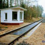 waga kolejowa