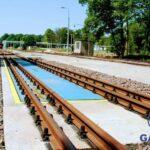 przenośna waga kolejowa