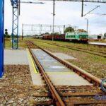 waga kolejowa statyczna