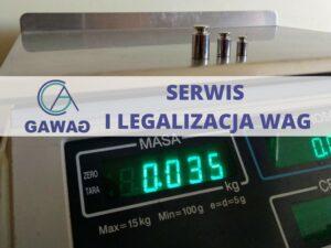 legalizacja wagi elektronicznej