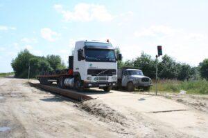 wagi ciężarowe
